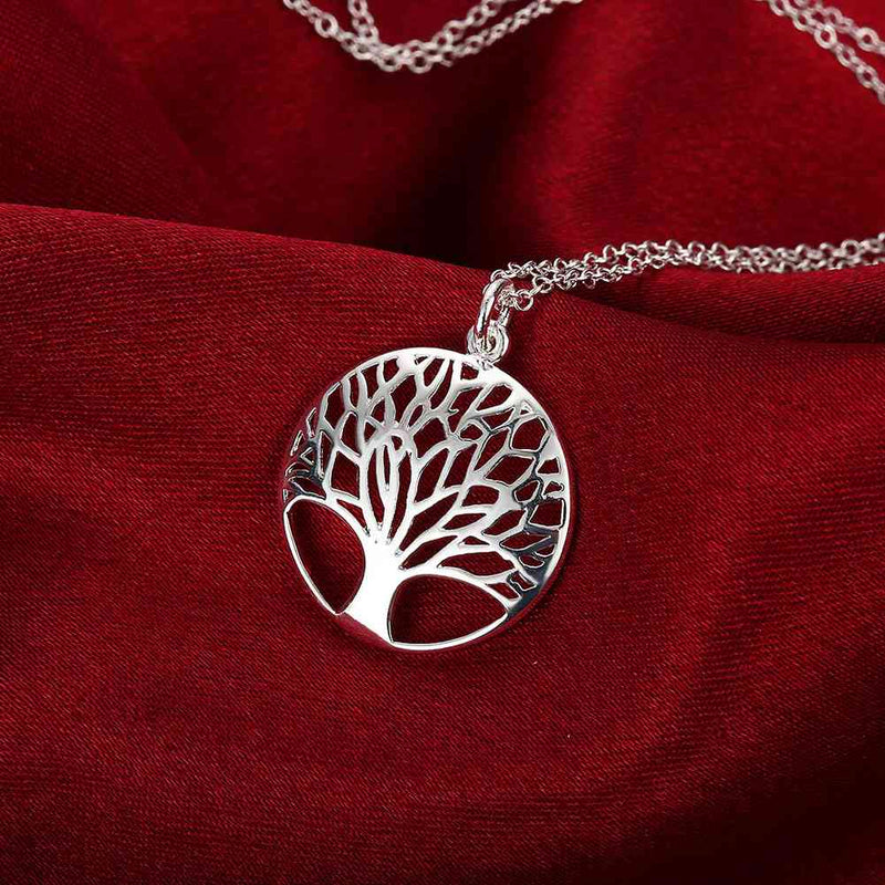 Tree Of Life Necklace - ethereal-arscenic