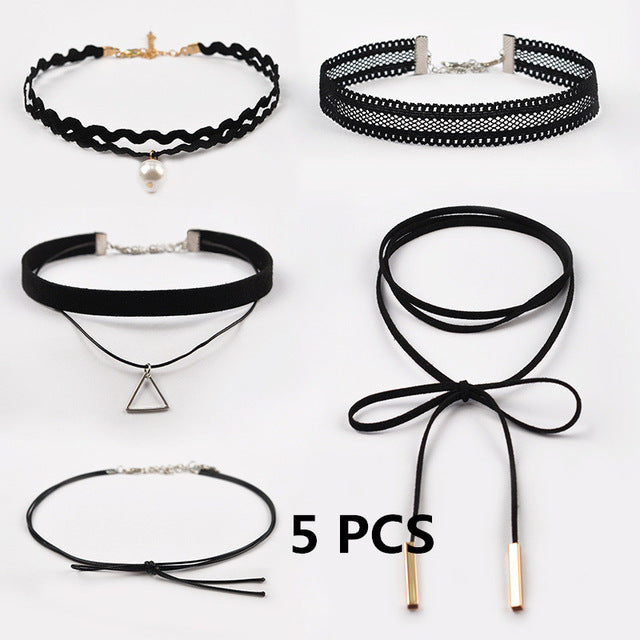 Special Choker Necklace Set