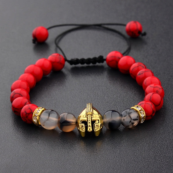 Le Warrior Bracelet - ethereal-arscenic