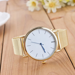 Geneve Super Slim Watch - ethereal-arscenic