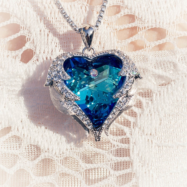 The Precious Crystal Necklace - ethereal-arscenic