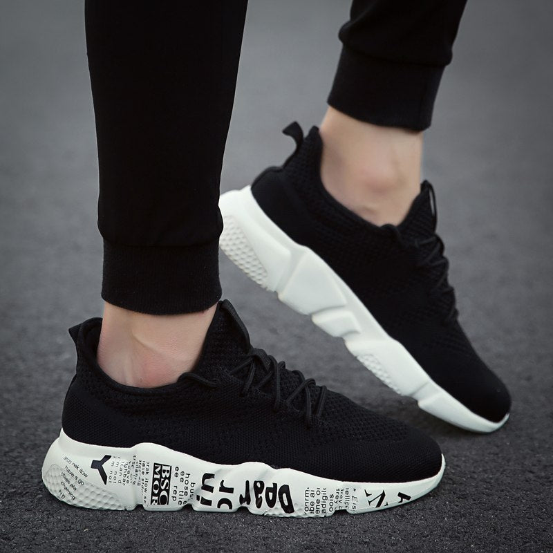 GRAFFITI Breathable Sneakers
