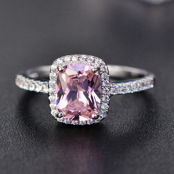 The Glistening Crystal Ring - ethereal-arscenic