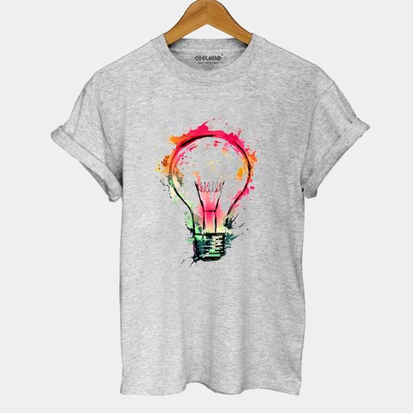 Fiery Idea Shirt - ethereal-arscenic