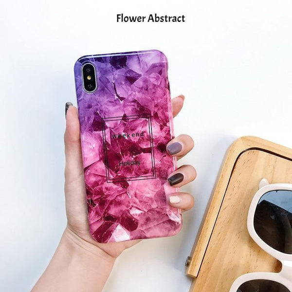 Luxury Marble iPhone Cases
