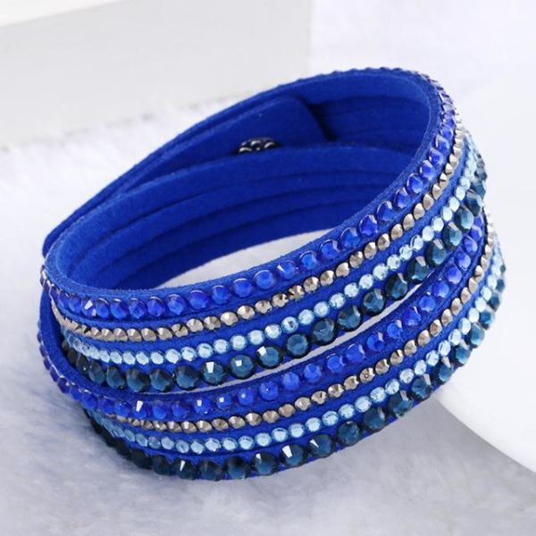 The Azure Dream Bracelets - ethereal-arscenic