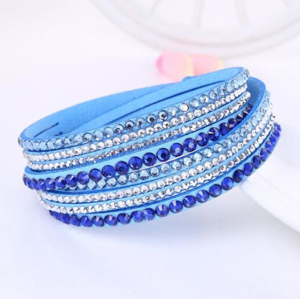 The Azure Dream Bracelets - Sky Blue
