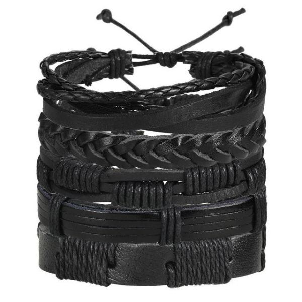 The Multi-Layered Idle Bracelet - Bjdy706