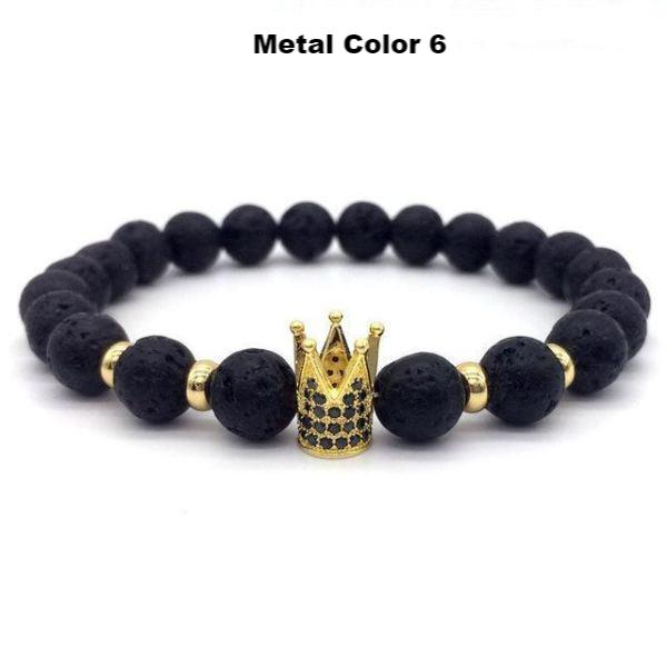 The Sinful Crest Bracelet - ethereal-arscenic