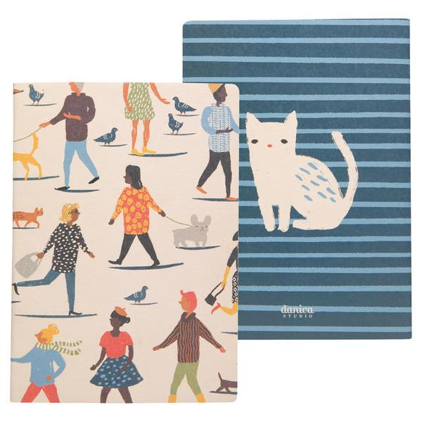 People Person Notebook Set