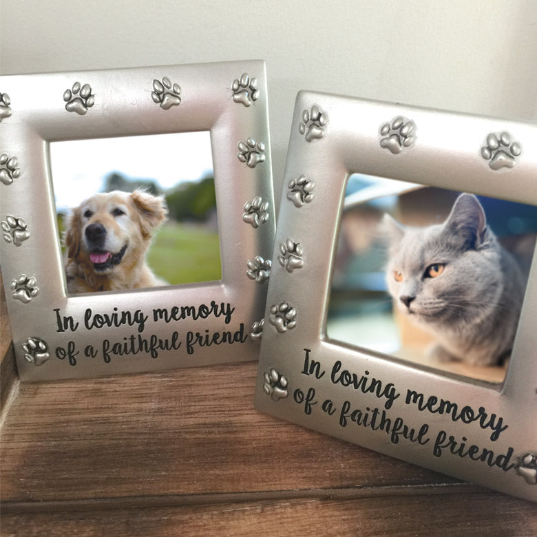IN LOVING MEMORY FRAME – Pet Expressions Pty Ltd