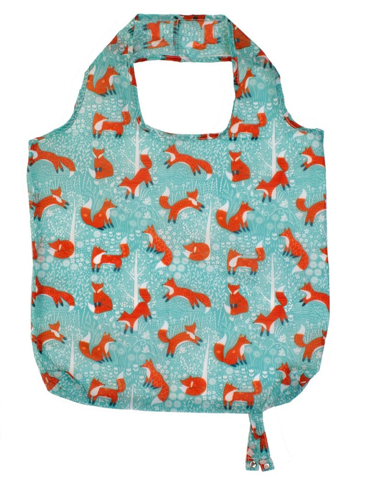 PACKABLE BAG - FORAGING FOX