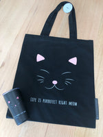 LIFE IS PURRRFECT - 2 PIECE GIFT PACK