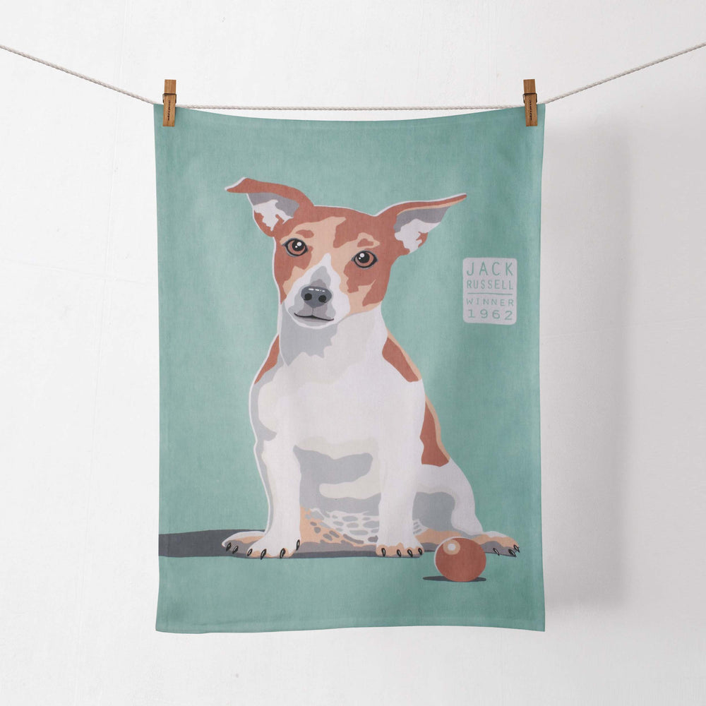 WISCOMBE JACK COTTON TEA TOWEL