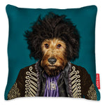 PETS ROCK CUSHION COVERS - PSYCHEDELIC