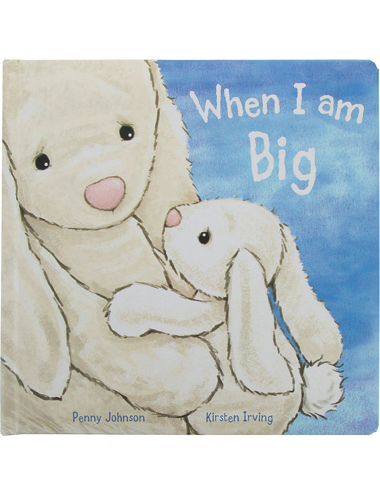 CHILDREN'S BOOK - WHEN I AM BIG