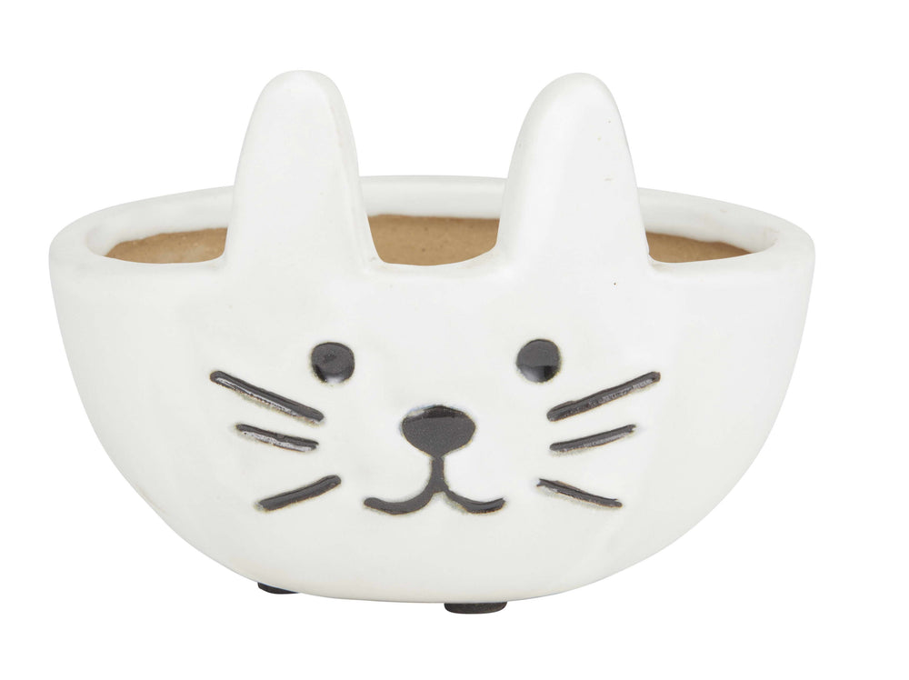 PIPPIN THE CAT BOWL OR PLANTER