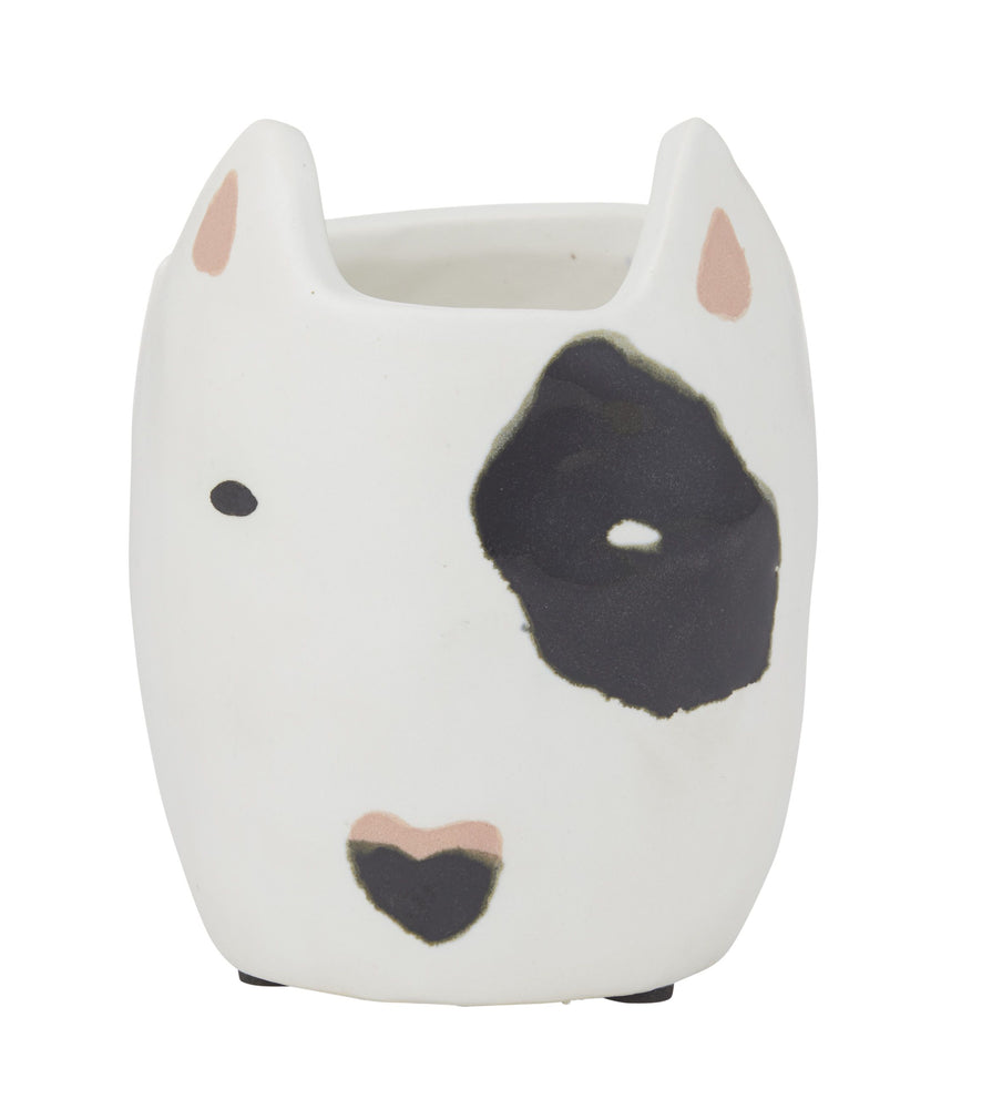 RUFUS DOG POT