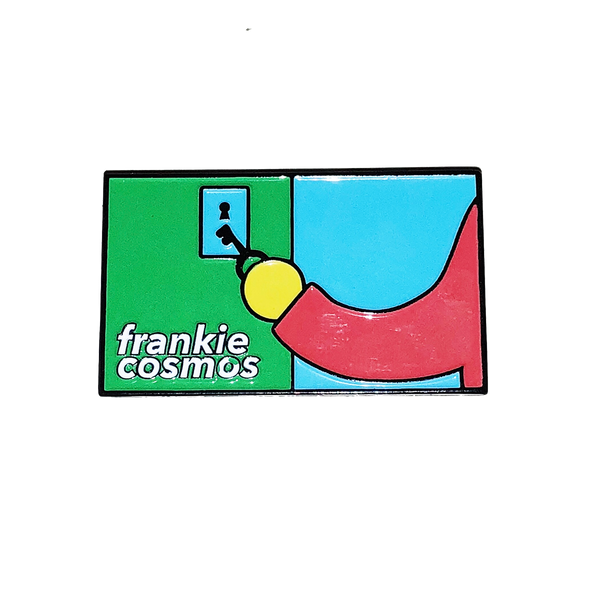 Frankie Cosmos Pin Set