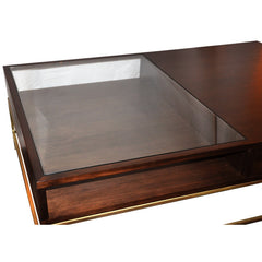 Empiric 1964 Vesper Coffee Table, Brass