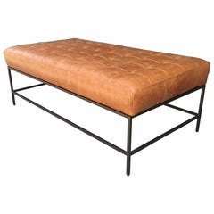 Empiric 1967 Vesper Ottoman Table