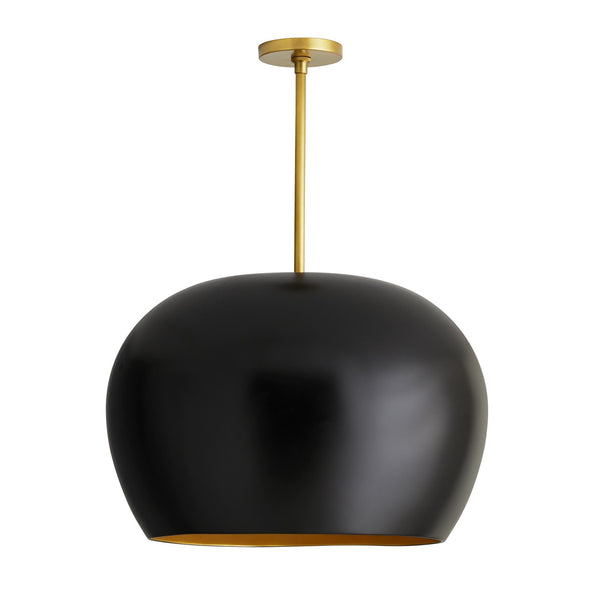 Black Patton Pendant