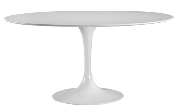 "60"" Oval Tulip Base Table"