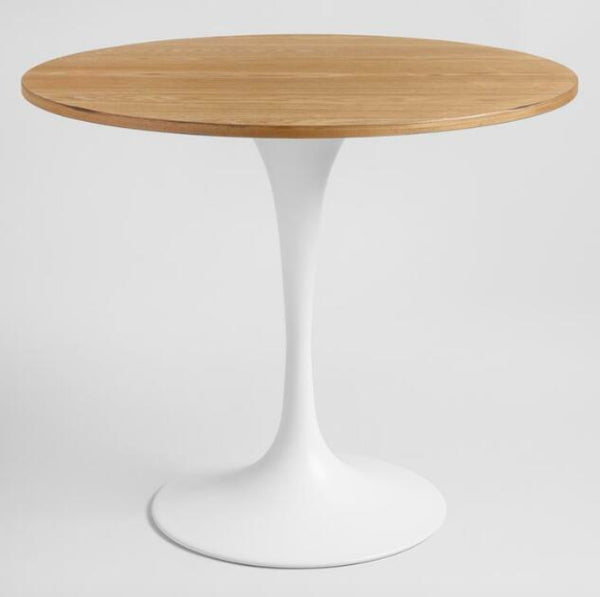 "35.5"" Round Tulip Base Dining Table"