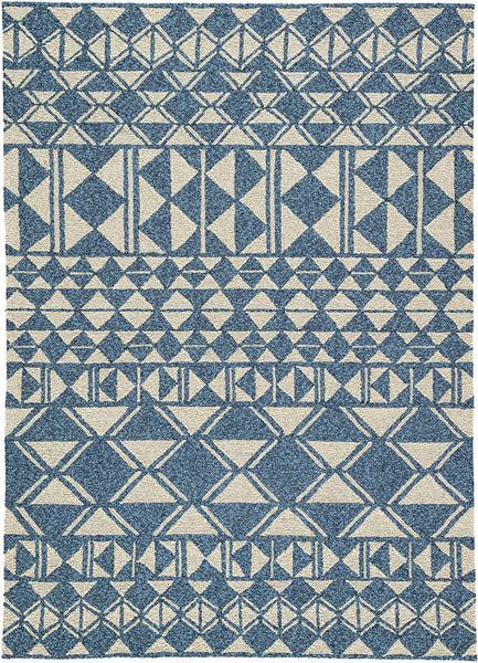 Botella Rug in Wood/Ash