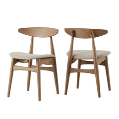 Pairs, Wood Dining Chairs