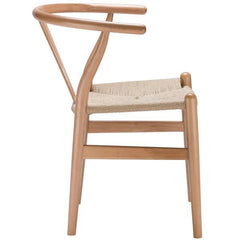 Weave Dining Chair in Natural