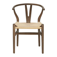 Weave Dining Chair in Walnut