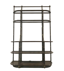 Vintage European Shelving Unit