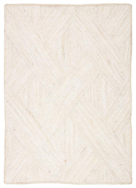Vero Rug in Marshmallow/Antique White