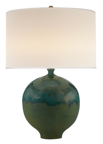 Volcanic Verdi Table Lamp