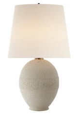 Toulon Table Lamp in Ivory