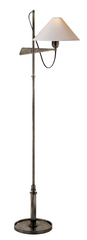 Bridge Arm Floor Lamp in Bronze