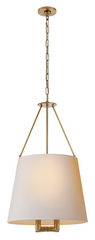 Dalston Hanging Shade in Brass