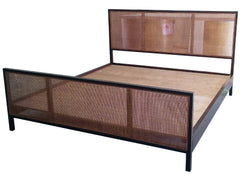Empiric Barbar Caned Bed
