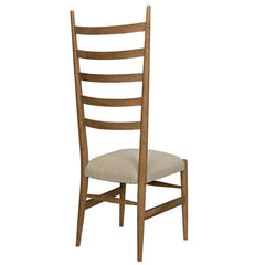Ladder Back Dining Chair in Teak