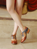 Leisure Leather Fashion Shoes