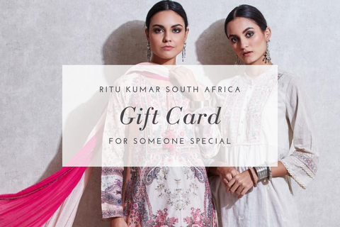 Ritu Kumar South Africa Gift Card