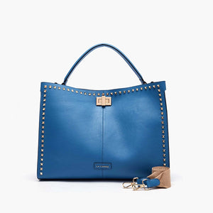 LA CARRIE - SHOPPER - NAVY