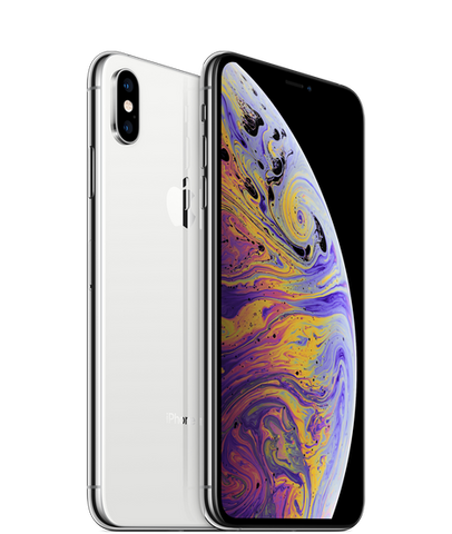 Apple iPhone Xs Max Silver 512GB
