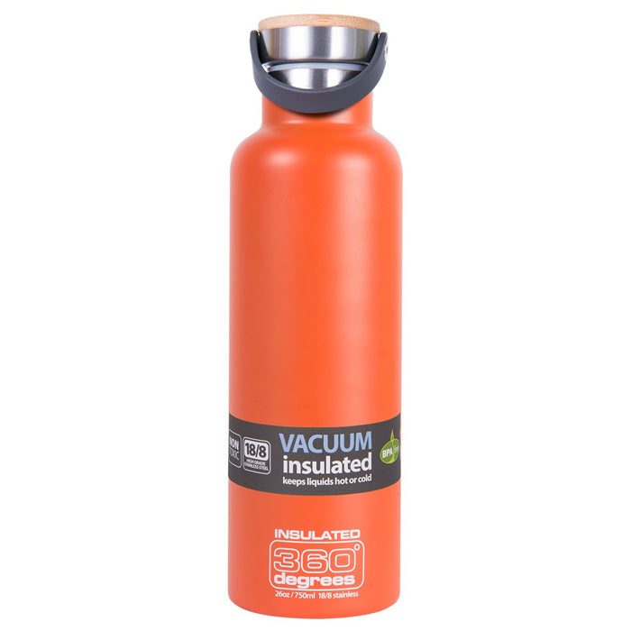 360 Degrees 750ml Stainless Steel Vacuum Insulated Drink Canteen