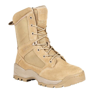 "5.11 Tactical A.T.A.C 8.0"" ARID 2.0 Side Zip Coyote Boots"