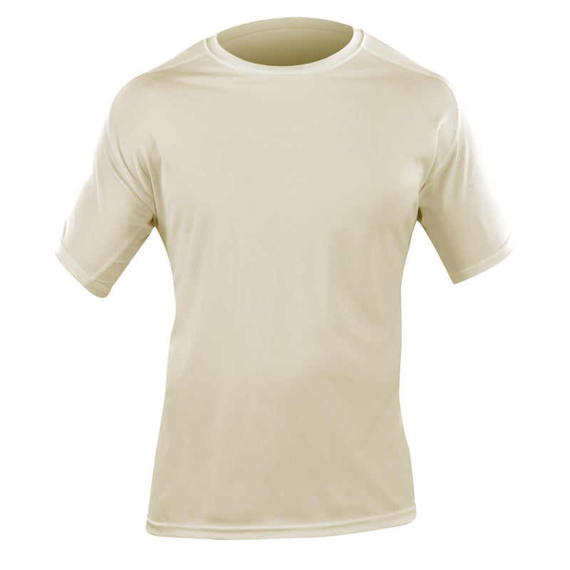 5.11 Tactical Loose Fit Crew Short Sleeve Shirt Tan