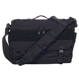 5.11 Tactical Rush Delivery LIMA Messenger Bag, Black
