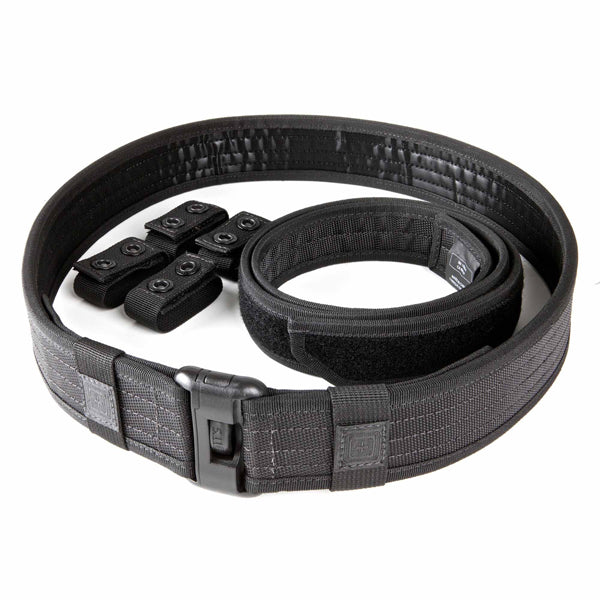 "5.11 Tactical Sierra Bravo 2"" Nylon Duty Belt Kit"