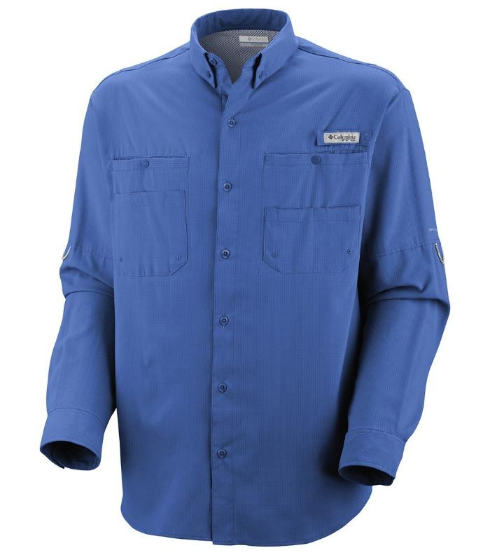 Columbia Mens PFG Tamiami II Long Sleeve Shirt